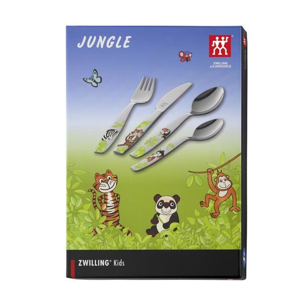 jungle cubiertos zwilling kids 2